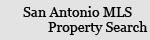 San Antonio MLS Property Search